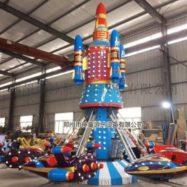 新款游乐设备_自控飞机_游乐园设备_大型游乐设备