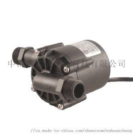 厂家直销无刷直流水泵热水器增压泵耐温淋浴洗澡增压泵