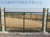 施工现场铁网防护栏 嫩江施工现场铁网防护栏门市价 河北澜润