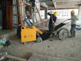 二次构造柱上料机泵作业中混凝土凝固要这样处理