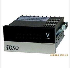 数字电压显示仪表 DS3-8AV600 数显电压表 TOSO仪表