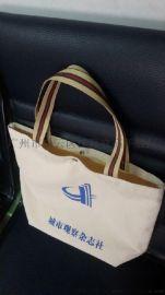 帆布手提袋热转印帆布购物袋