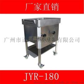 广州正盈厂家供应小型猪肉鲜肉切肉机JYR-180