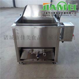 佳美油水分离油炸机  广西电加热油炸单机 牛肉干油炸设备尺寸JM