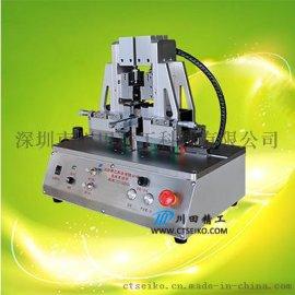 全自动CT-CQ001双头裁切机 双头线材裁切机