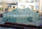 秦興廠家供應防水帆布帳篷 10×5米外貿帆布帳篷 可定製