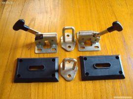 502工程车门锁压路机门锁驾驶室门锁小型装载机门锁