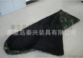 长期提供防水耐用迷彩系野营睡袋  绿迷彩单人睡袋 可定制