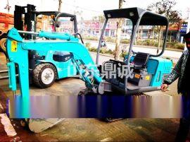 浙江衢州履带小型挖掘机吨位越小价格越低