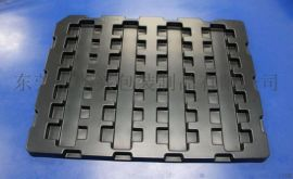 PVC吸塑托盤 植絨吸塑 防靜電吸塑盤 黑色吸塑