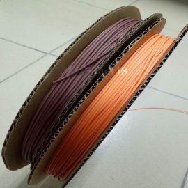 WOLIDA VW-1 125℃ E329530棕色,橙色热缩管