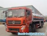 東風天龍8X4 21-28方液態瀝青保溫運輸車帶加熱功能廠家直銷 SCS5310GLYD