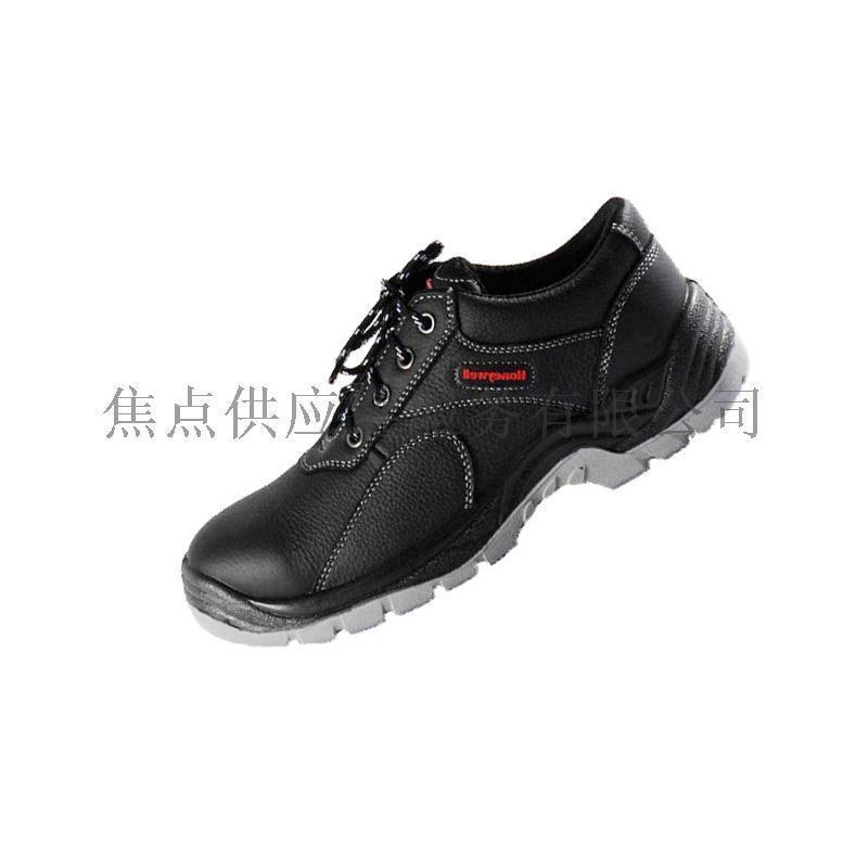 霍尼韋爾/巴固/斯博瑞安 BACOUX1防靜電保護足趾黑色低幫安全鞋 SP2012201