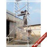广州15米装饰维修用铝合金棚塔架,手脚架加厚铝合金