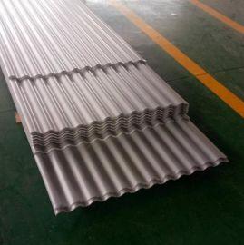 河北供应YX18-76-836型单板0.3mm-1.0mm厚4S店专用横挂板、坲碳树脂漆层波纹板、高锌层耐指纹镀铝锌光板