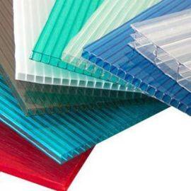 厂家直销 pc阳光板 中空板 耐用十年