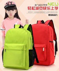 上海定制小学生书包 广告礼品书包 宣传书包 可添加logo