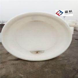 河北唐山5立方敞口塑料盆 5吨大口腌制塑料桶