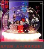 上海亞克力透明聖誕球罩經銷