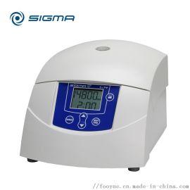 Sigma希格玛小型台式离心机1-14