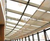 供应电动天棚帘 电动遮阳帘 FTS天棚帘 玻璃顶电动遮阳产品