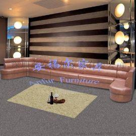 惠州KTV酒吧包房沙发 大堂沙发 转角沙发订做直销