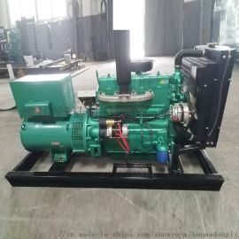50KW柴油发电机组为何运行久了噪音增大了呢?