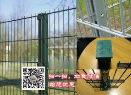 惠州外资工业园双夹丝围栏护栏网 潮州军事基地防护网金属栅栏
