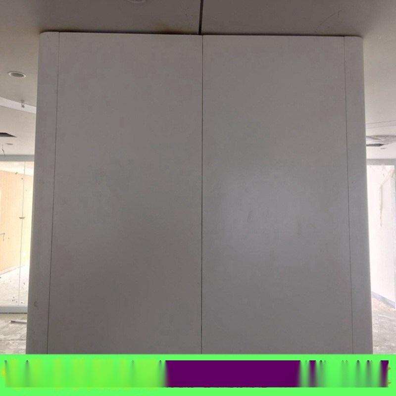 商場幕牆四方包柱氟碳鋁單板 衝孔雕花圓弧形包柱板