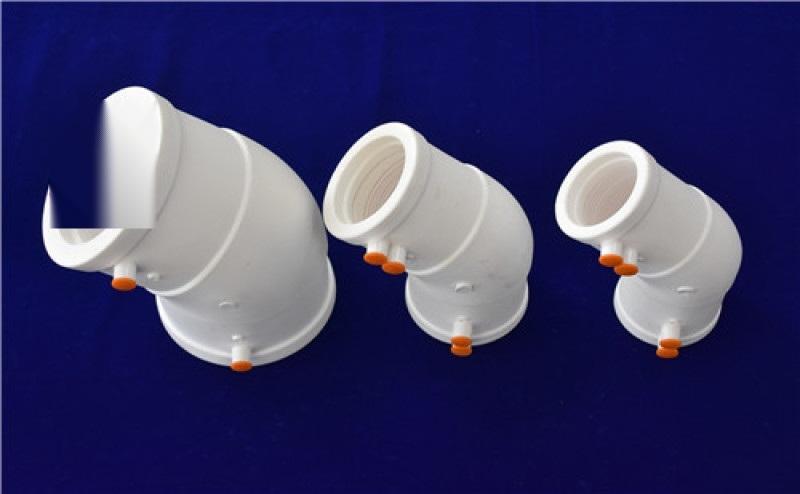 PE-RT电熔45度弯头  生产厂家