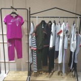 时尚运动套装绝配18夏装品牌折扣走份广州哪里有货源