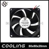 深圳酷宁8020 电脑机箱直流散热风扇 厂家直销