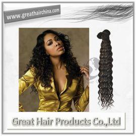 100%真人顺发全手织中国绢蕾丝头套(A003)