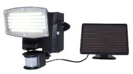 智能节能防水太阳能LED红外感应灯