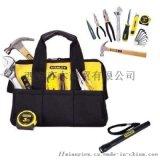 史丹利工具箱套装25件多用组套工具套装