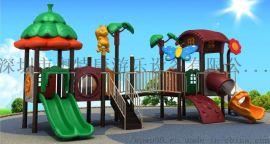 大型玩具   组合滑梯  健身器材 垃圾桶