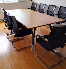 大小型会议桌接待洽谈桌椅组合长桌子办公家具简约现代