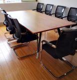 大小型會議桌接待洽談桌椅組合長桌子辦公家具簡約現代