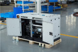 封闭式15kw柴油水冷静音发电机组