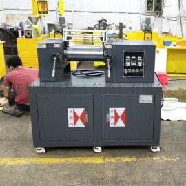东莞锡华XH-401A 硅橡胶水冷炼胶机、开炼机