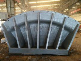 环保钢结构 铸钢节点应用