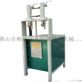 管材冲孔机厂家赫锋供应不锈钢冲孔机现货充足