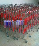 不鏽鋼隔離安全圍欄廠家 定做警示安全圍欄網
