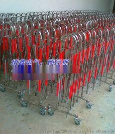 不锈钢隔离安全围栏厂家 定做警示安全围栏网
