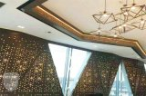 温州KTV外墙雕刻铝板隔断 酒店门头雕花铝单板