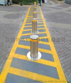 厂家供应全自动升降柱 半自动升降柱 各种升降路障