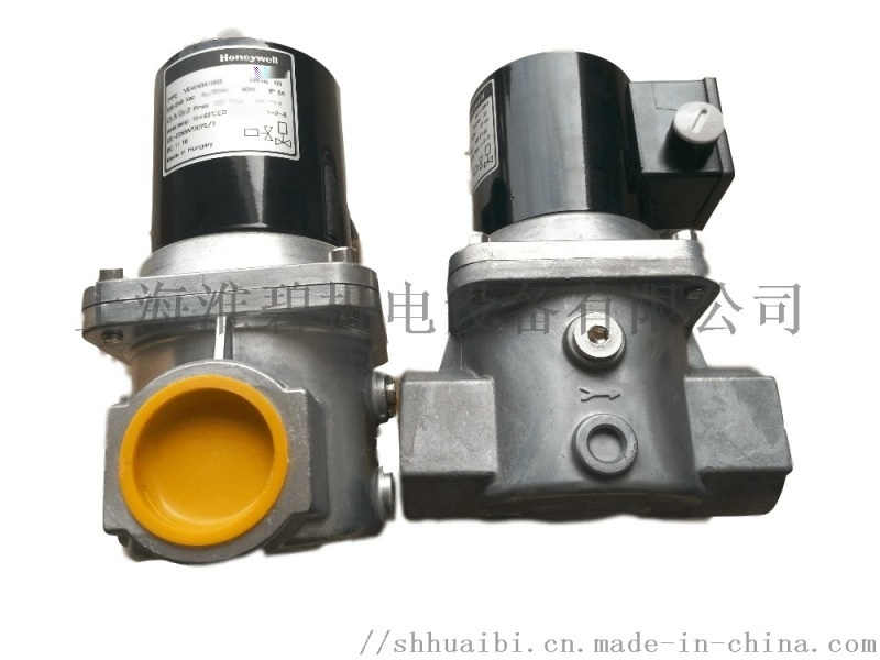 霍尼韋爾DN40燃氣電磁閥VE4040A1003