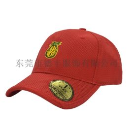 工厂定制棒球帽嘻哈太阳帽 防晒鸭舌帽定做东莞