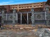 龙柱雕刻、精品龙柱样式
