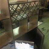 供应会所镜面红酒柜不锈钢创意酒柜定制